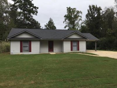 Russell County, Lee County Single Family Home For Sale: 69 Lee Road 0452
