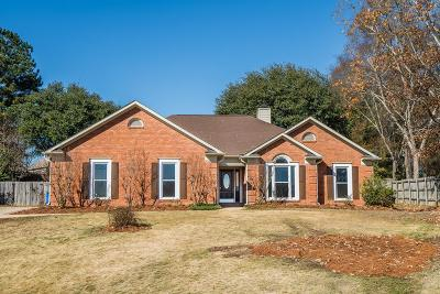 Columbus Single Family Home For Sale: 7223 Westport Court