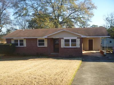 Columbus Single Family Home For Sale: 5868 Blueridge Drive