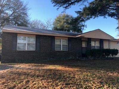 Columbus Single Family Home For Sale: 5818 Hunter Road