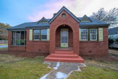 Columbus Single Family Home For Sale: 1472 30th Street