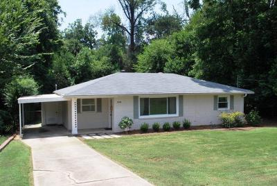 Columbus Single Family Home For Sale: 2338 Gurley Drive