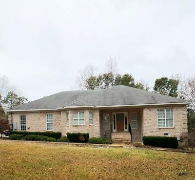 Russell County, Lee County Single Family Home For Sale: 20-A Powell Drive
