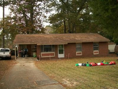Columbus Single Family Home For Sale: 4802 Floyd Court