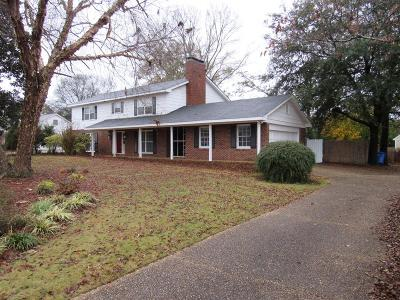 Columbus Single Family Home For Sale: 3921 Sears Road