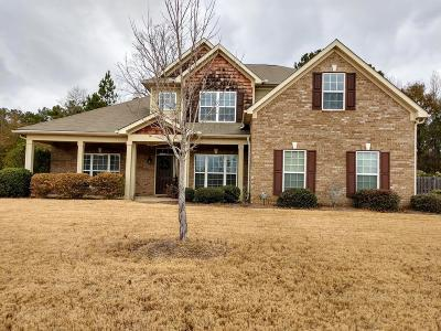Fortson Single Family Home For Sale: 4562 English Ivy Drive