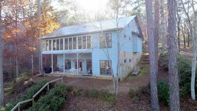Hamilton GA Single Family Home For Sale: $449,900
