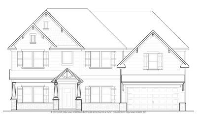 Midland Single Family Home For Sale: 4842 Charleston Way