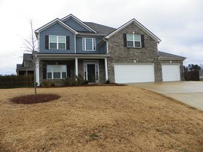 Fortson Single Family Home For Sale: 4722 Atlantic Ivy Court