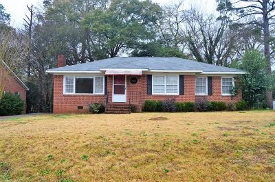 Columbus Single Family Home For Sale: 3707 Woodlawn Avenue