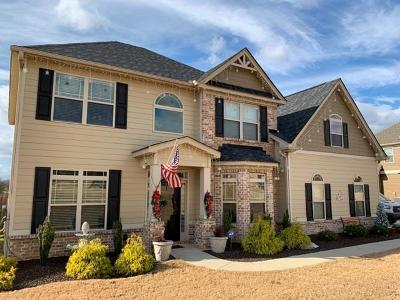 Russell County, Lee County Single Family Home For Sale: 224 Lee Road 2212