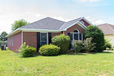 Columbus Single Family Home For Sale: 7012 Stoneridge Circle