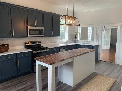 Columbus Single Family Home For Sale: 1525 19th Street