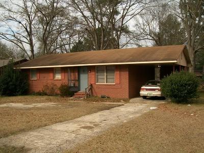 Columbus Single Family Home For Sale: 1633 Celia Drive