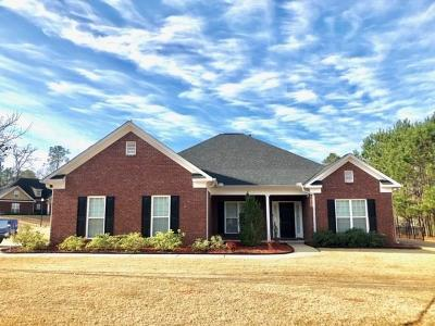 Midland Single Family Home For Sale: 6429 Woodbriar Lane