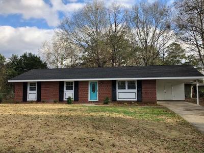 Columbus Single Family Home For Sale: 1046 Glenwood Drive