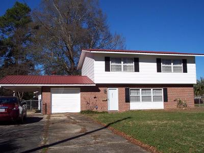 Columbus Single Family Home For Sale: 2951 Emory Street