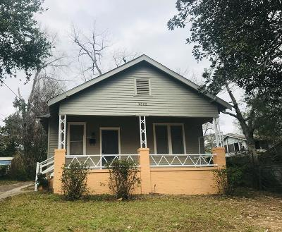 Columbus Single Family Home For Sale: 2525 Schaul Street