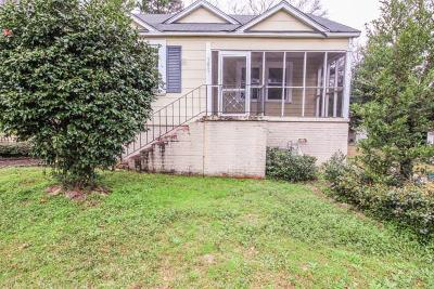 Single Family Home For Sale: 3817 18th Avenue