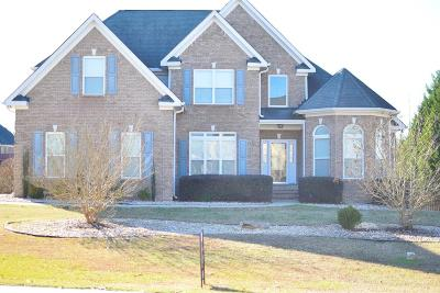 Phenix City Single Family Home For Sale: 482 Teal Drive