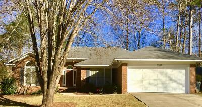 Columbus Single Family Home For Sale: 7988 Big Creek Court