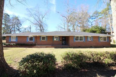 Columbus Single Family Home For Sale: 1103 Bolton Avenue