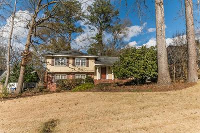 Columbus Single Family Home For Sale: 3637 Nutmeg Drive