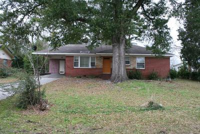 Columbus Single Family Home For Sale: 803 Goodson Drive