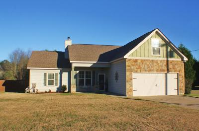 Russell County, Lee County Single Family Home For Sale: 17 Churchill Drive