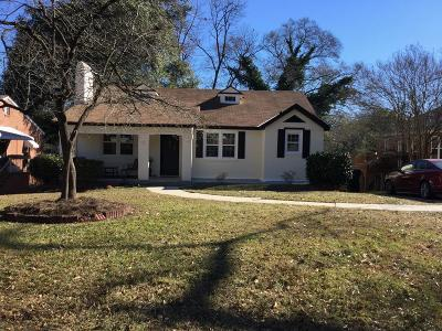 Columbus Single Family Home For Sale: 3314 Sherwood Avenue