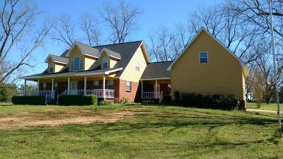 Buena Vista Single Family Home For Sale: 992 Ebenezer Road