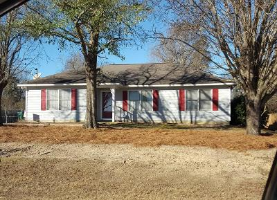 Russell County, Lee County Single Family Home For Sale: 88 Lee Road 0013