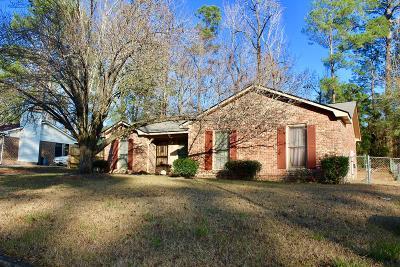 Columbus Single Family Home For Sale: 2832 Viking Drive