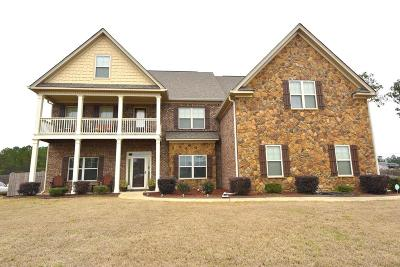 Russell County, Lee County Single Family Home For Sale: 10 Gunner Drive