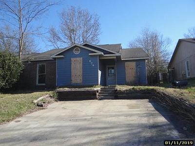 Columbus Single Family Home For Sale: 879 Arlington Drive