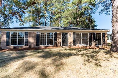 Columbus Single Family Home For Sale: 5051 Foxfire Drive