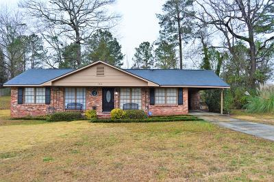 Columbus GA Single Family Home For Sale: $90,000