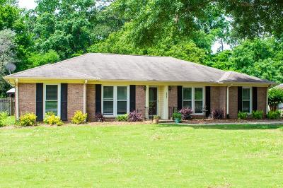 Columbus GA Single Family Home For Sale: $212,500