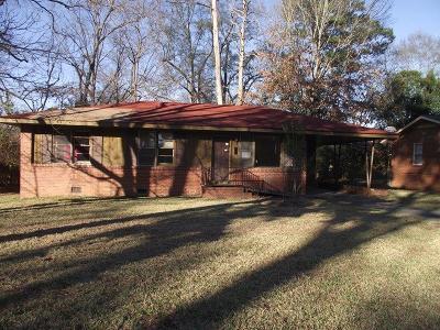 Columbus Single Family Home For Sale: 2703 Mesa Street