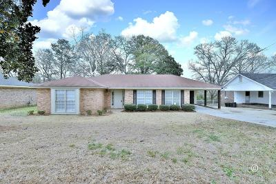 Columbus GA Single Family Home For Sale: $159,000