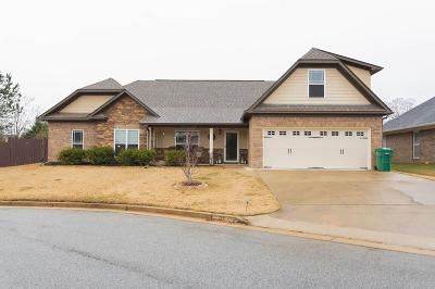 Russell County, Lee County Single Family Home For Sale: 124 Lee Road 2135