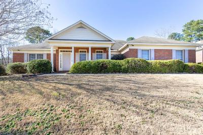 Midland Single Family Home For Sale: 8083 Glen Valley Drive