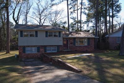 Columbus GA Single Family Home For Sale: $140,000