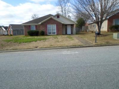 Columbus GA Single Family Home For Sale: $124,900