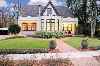 Columbus Single Family Home For Sale: 809 Cooper Avenue