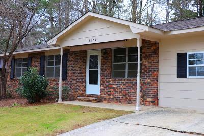 Columbus Single Family Home For Sale: 6150 Stoney Creek Drive