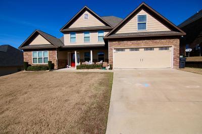 Phenix City Single Family Home For Sale: 6 Ann Marie Lane