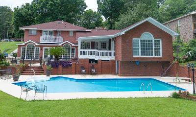 Columbus Single Family Home For Sale: 5500 Roaring Branch Road
