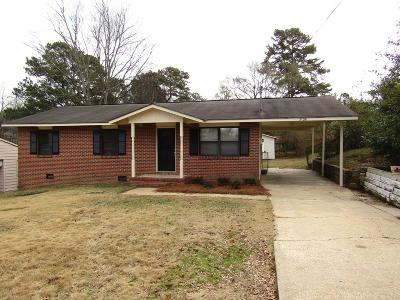 Columbus Single Family Home For Sale: 5108 Trussell Avenue