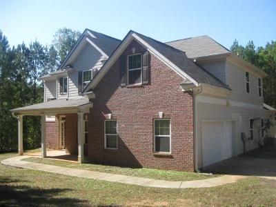 Russell County, Lee County Single Family Home For Sale: 477 Lee Rd 75